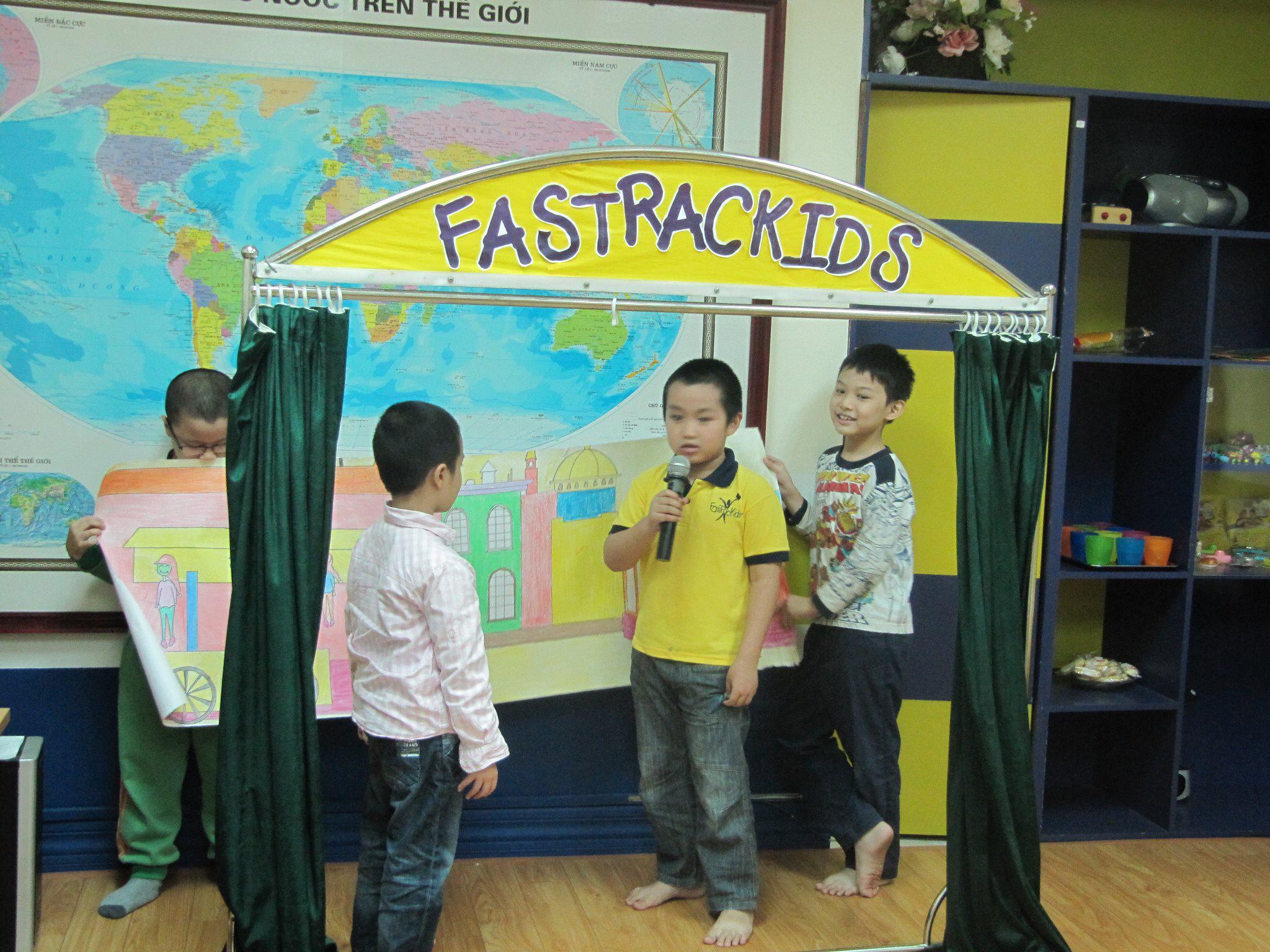 FasTracKids Metodika